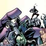 Ant-Man Comics desktop