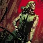Green Arrow background