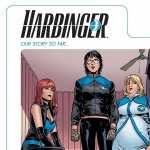 Harbinger Comics hd pics