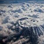 Volcano desktop