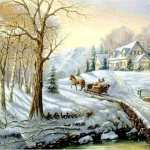 Winter Artistic new wallpapers
