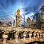 City Artistic high definition photo