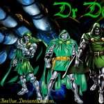 Doctor Doom hd wallpaper