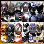 Kamen Rider hd