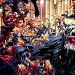 Venom Comics background
