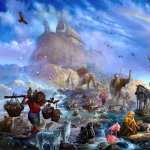 Artistic Religious new wallpapers