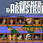 Archer Armstrong free wallpapers