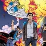 Harbinger Comics wallpapers hd