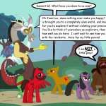 My Little Pony Crossover images
