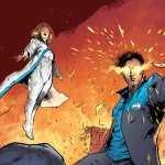 Harbinger Comics desktop