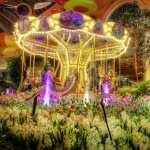 Amusement Park desktop wallpaper