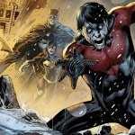 Nightwing Comics desktop wallpaper