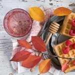 Waffle photos