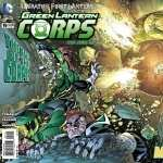 Green Lantern Corps new wallpapers