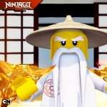 Lego Ninjago Masters Of Spinjitzu widescreen
