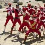 Power Rangers pics