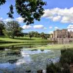 Raby Castle high definition wallpapers