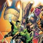 Sinestro Comics wallpapers for android