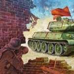 T-34 download wallpaper