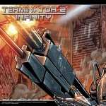 Terminator Comics wallpapers for desktop