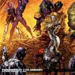 Thunderbolts Comics download wallpaper