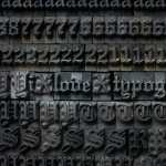 Typography Artistic new wallpapers