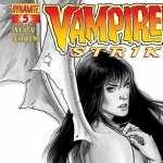 Vampirella Strikes hd wallpaper