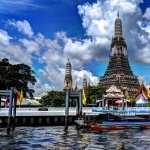 Wat Arun Temple desktop wallpaper