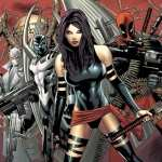 Psylocke Comics photos