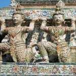 Wat Arun Temple hd desktop
