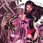 Psylocke Comics new wallpaper