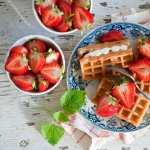 Waffle high definition wallpapers
