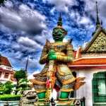 Wat Arun Temple wallpapers for android