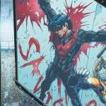 Nightwing Comics high definition photo