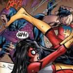 Spider-Woman Comics new wallpaper