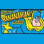 Bananaman background