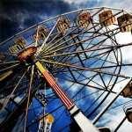 Ferris Wheel hd wallpaper