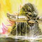 Godzilla Comics new wallpapers