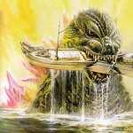 Godzilla Comics new wallpapers