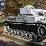 Panzer IV background