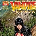 Vampirella Strikes new wallpapers