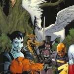Bulleteer Comics background