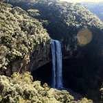 Caracol Falls hd wallpaper