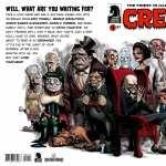 Creepy Comics wallpaper