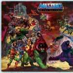 Masters Of The Universe background