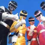 Power Rangers full hd