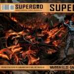 Supergod Comics high quality wallpapers