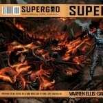 Supergod Comics high quality wallpapers