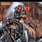 Terminator Comics hd wallpaper
