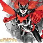 Batwoman Comics desktop wallpaper